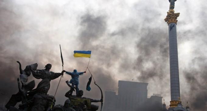 Consfătuiri între Paris , Moscova , Kiev și Berlin cu privire la situația din estul Ucrainei