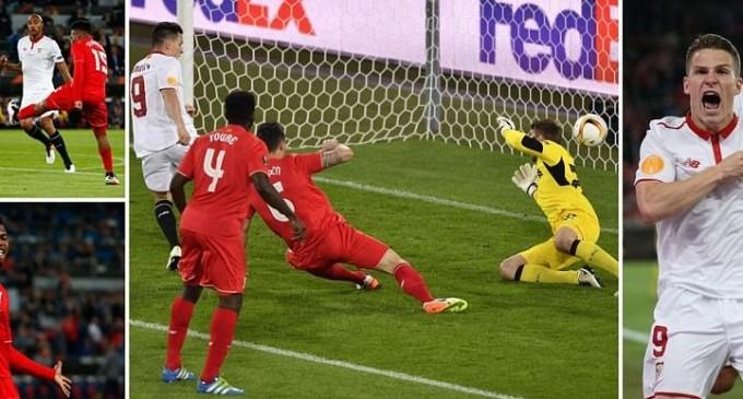 F.C Sevilla triplă câștigătoare consecutivă a UEFA Europa League