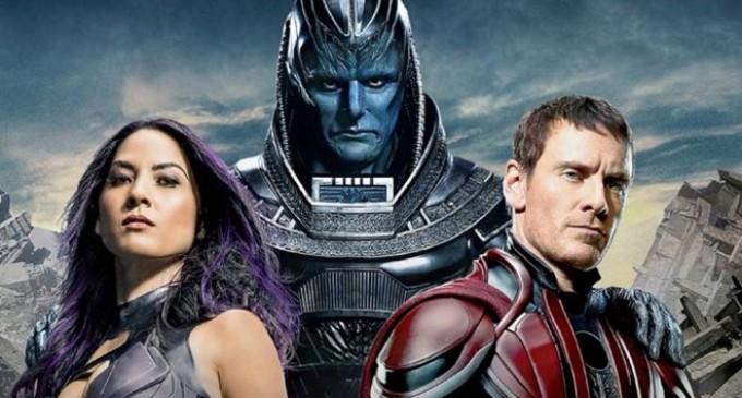 """Prezentarea filmului """"X-Men- Apocalypse"""""""