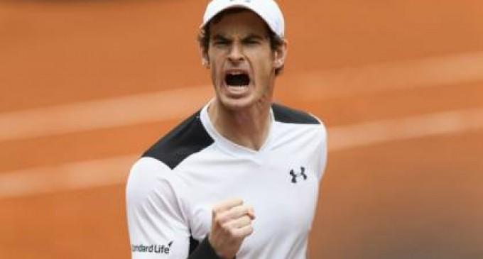 Andy Murray a triumfat la Open- ul de la Roma din acest an