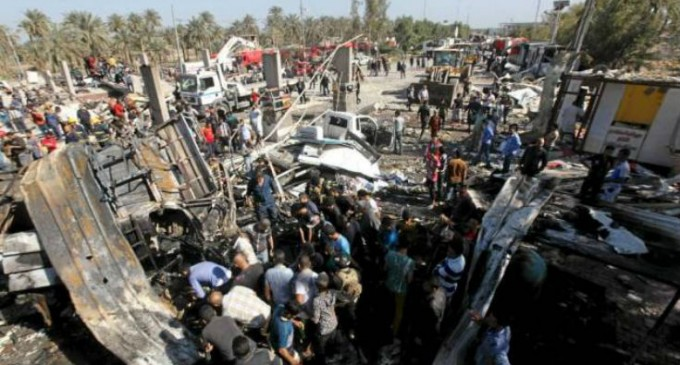 Statul Islamic a revendicat recentul atentat din Bagdad