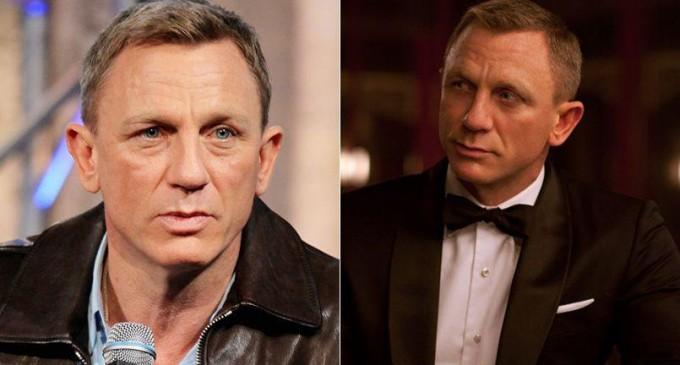 Daniel Craig refuză 88 de milioane de dolari pentru a-l interpreta pe James Bond