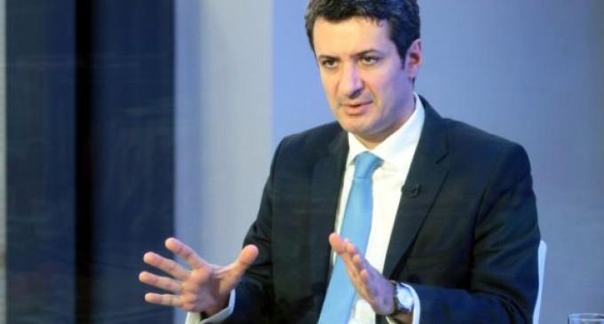 Patriciu Achimaș-Cadariu și-a dat demisia