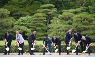 Primele reacţii şi declaraţii de la Summit- ul G7 de la Ise -Shima