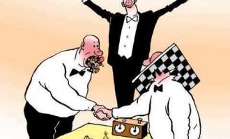 Teroarea terorii scoasă la tabla de șah
