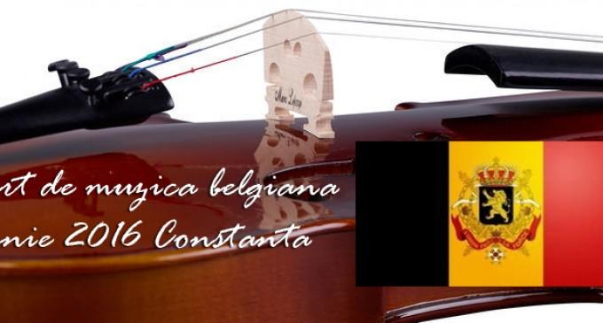 Eveniment muzical: Concert de muzica belgiana la Constanta