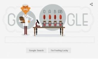 Google îl omagiază pe Karl Landsteiner