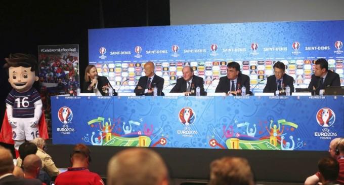Măsuri dure anunțate de UEFA în timpul desfăşurării EURO 2016 !