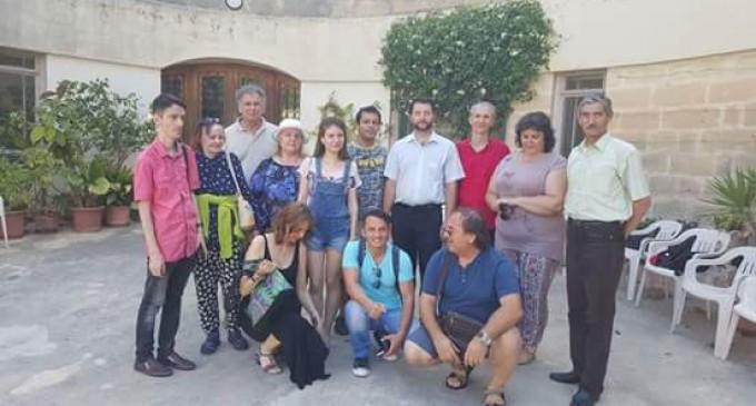 Viață românească pe pământ maltez