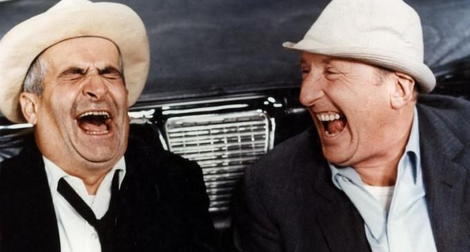 Abțineți-vă să pufniți în râs… dacă, desigur, puteți!!!