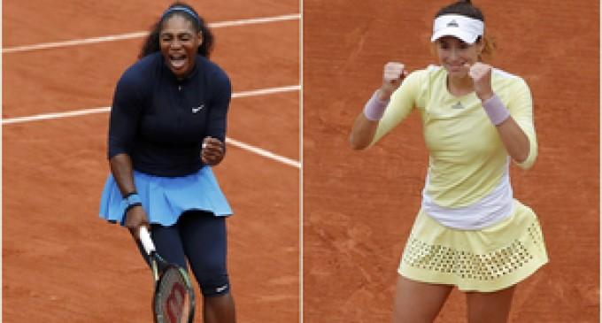 Garbine Muguruza a câștigat la Roland Garros
