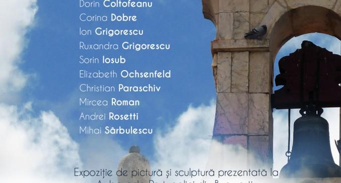 """Inspirados por Portugal""- Expoziție Contemporanii la Ambasada Portugaliei din România"