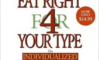 Ce alimente puteţi consuma în funcţie de grupa dumneavoastră de sânge