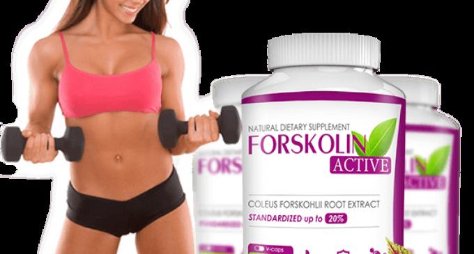 Forskolin Active – probabil cel mai bun produs de slabit din Romania