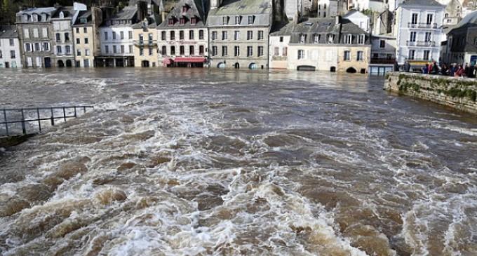 Franţa de după inundaţiile catastrofale din ultima perioadă