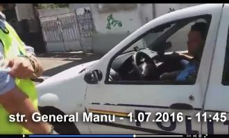 CTA – video – INFRACTORII TRUDESC, POLITISTII SE ODIHNESC