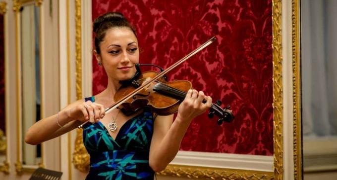 Interviu în exclusivitate cu talentata violonistă Sabina Vîrtosu