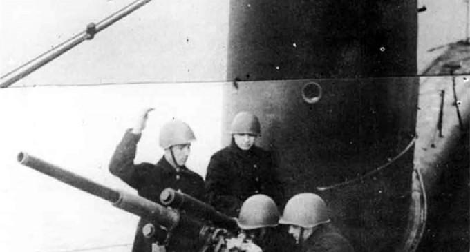 Pierderile Sovietice de submarine din Bazinul Romano-Bulgaresc al Marii Negre