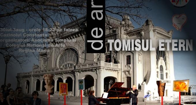 "ARTISTII MERG CATRE SPECTATORI – Festivalul de Arta ""Tomisul Etern"""