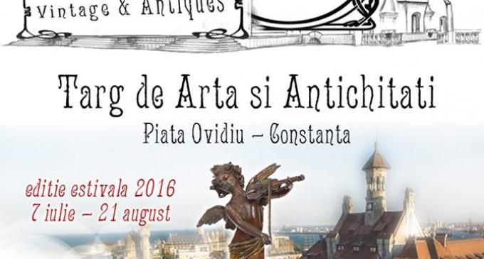 Târgul de Artă și Antichități Constanța Revival