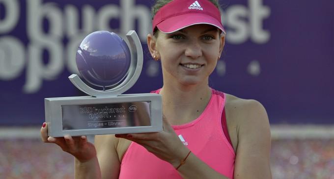 Simona Halep se impune fără drept de apel în finala turneului de la București