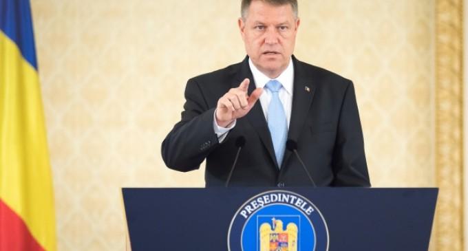 Manevra domnului Klaus Iohannis -profitul de imagine în cazul domnului Mugur Isărescu