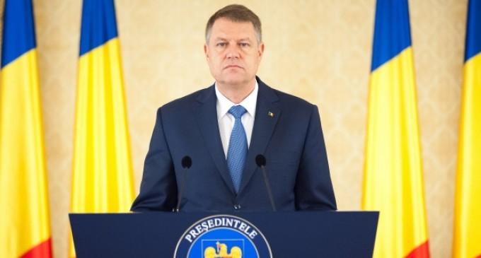 Mesajul președintelui Klaus Iohannis de ziua Aviației