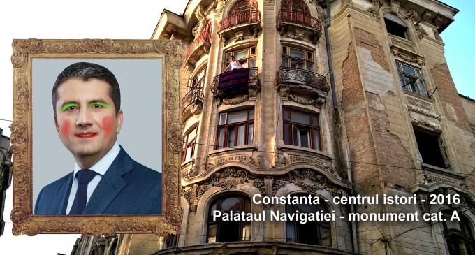 CTA=PARADIS – primăria oferă gratuit MASAJE şi spaţiu pentru GRĂTARE în centrul istoric