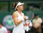 Simona Halep e în sferturi la Wimbledon!