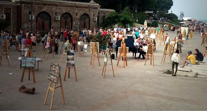 """festivalul """"TOMISUL ETERN"""" continua cu implicarea Facultatii de Arte din cadrul Univ Ovidius"""