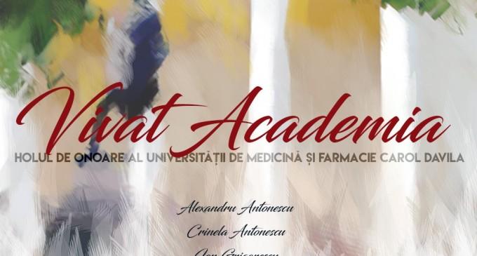 O viitoare expoziţie de pictură la UMF Carol Davila