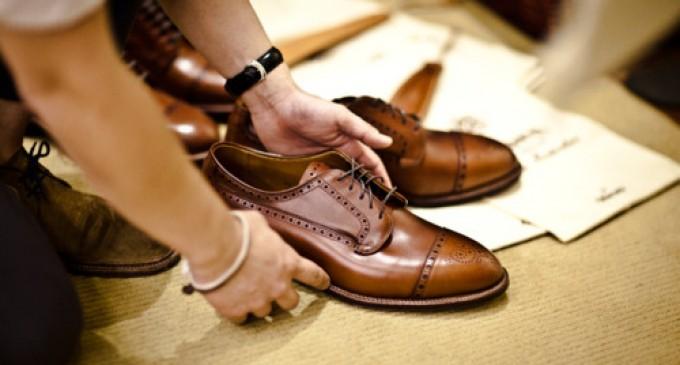 Un punct foarte important în garderoba masculină: pantofi din piele pentru bărbaţi!