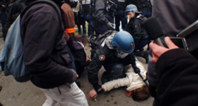 Francezii se revoltă împotriva măsurilor propriului stat în ceea ce vizează reformele în domeniul muncii