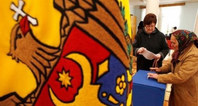 Republica Moldova va avea un al doilea tur de scrutin pentru alegerea preşedintelui, pe data de 13 noiembrie