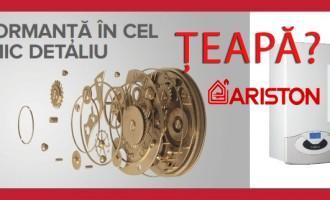 Ariston Romania isi bate joc de clienti: centrale nefunctionale si garantie neonorata