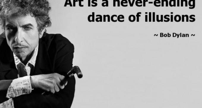 Celebrul Bob Dylan a câștigat Premiul Nobel pentru Literatură