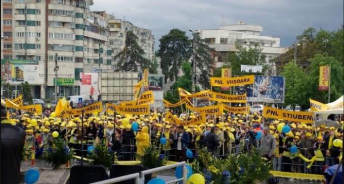 Polemici și controverse ale doamnei Firea ivite cu ocazia interzicerii organizării unui miting de susținere a premierului Dacian Cioloș