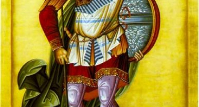 Praznicul Sfântului Mucenic Dimitrie, Izvorâtorul de Mir