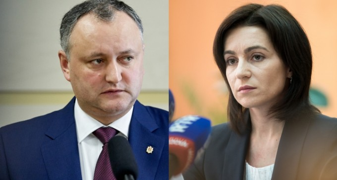 Alegerile din Republica Moldova au fost FRAUDATE !….13 noiembrie 2016 – Chisinau.