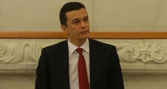 Sorin Grindeanu este noua propunere de premier a coaliției PSD+ALDE