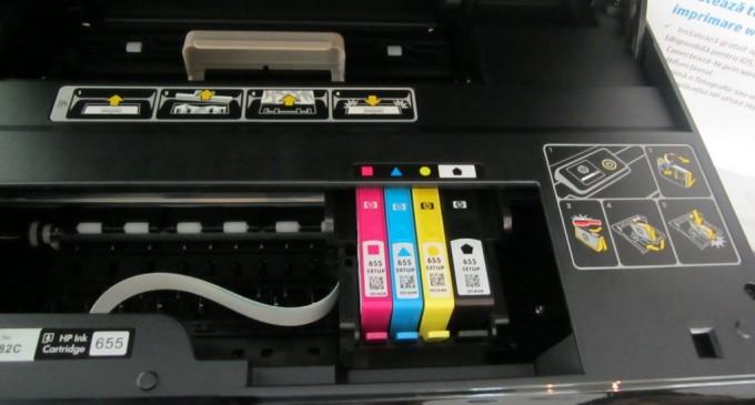 Cum alegi cartuș de cerneală pentru imprimanta ta?