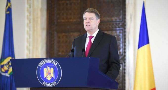 Klaus Iohannis va desemna noul prim-ministru după Crăciun
