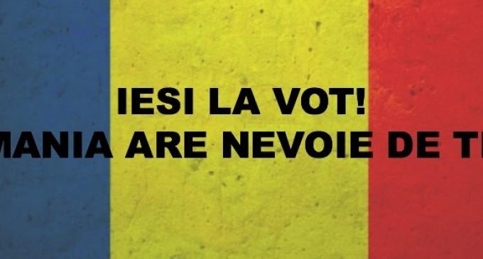 Exprimaţi-vă oameni buni dreptul constituţional de a vota! CONTRA-EDITORIAL