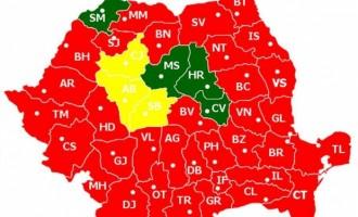 Rezultate finale  – Alegeri parlamentare 2016
