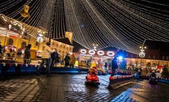 Bucurestiul, alaturi de Londra si Paris in Topul celor mai frumos iluminate orase de Craciun