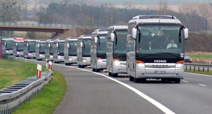 Bilete ieftine și autocare de ultimă generație pentru curse transport de persoane în Anglia