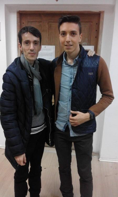 cu Laurentiu Ciorogaru