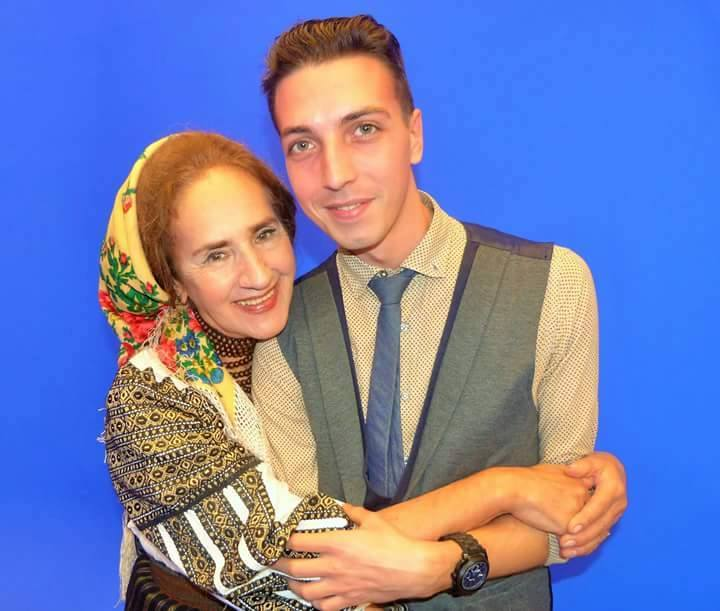 cu Sofia Vicoveanca
