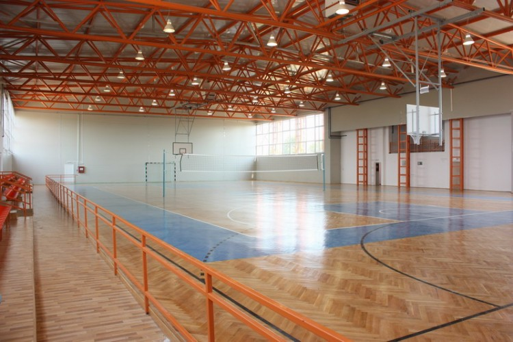 sala de sport pentru vedere