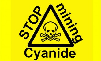 Proiectul de lege împotriva cianurii a ajuns la Comisia de Mediu